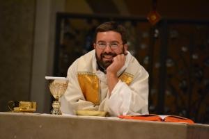At the Altar