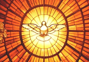 Holy Spirit - St. Peter's