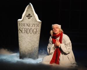 Scrooge Tombstone