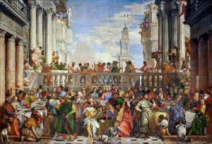Wedding at Cana - Paolo_Veronese_008