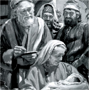 john the baptist birth