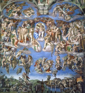 Last Judgement Michelangelo