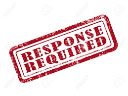 Response to God