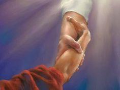 hand-of-jesus